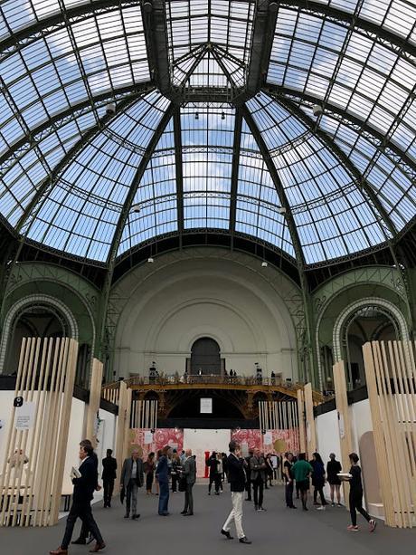 Au Grand Palais / Révélations, biennale internationale des métiers d'art et de la création /