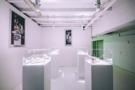 Adidas a inauguré le Home of Classics à Paris