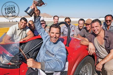 Premières images officielles pour Ford v Ferrari de James Mangold