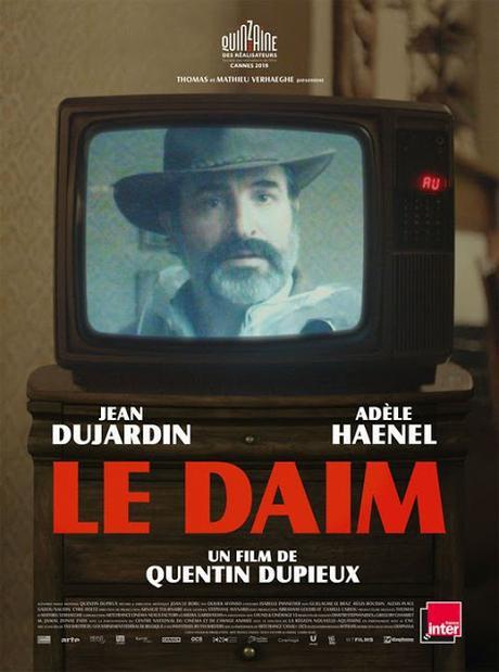 Nouvelle bande annonce pour Le Daim de Quentin Dupieux