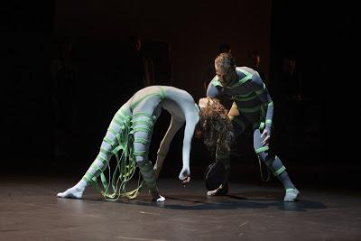 Festival Dance 2019 à Munich : Roughouse de Richard Siegal. Chamailleries et bagarres.