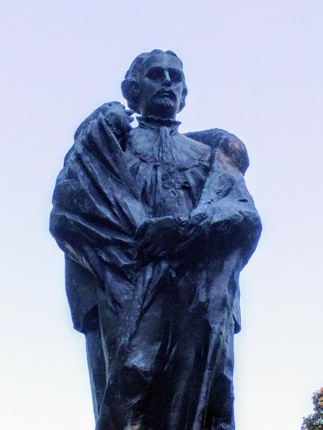 Ludwig II: Denkmal Maximiliananlage München - Anton Rückel -  Munich - Monument à Louis II de Bavière