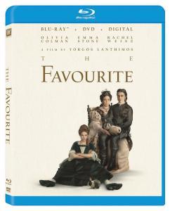 [Test Blu-ray] La Favorite