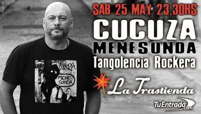 Ce soir, pour la fête nationale, Cucuza présente son nouveau disque [à l'affiche]