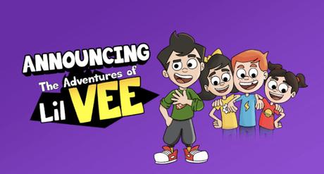 Les dessins animés du Samedi matin: Lil Vee par Gary Vee