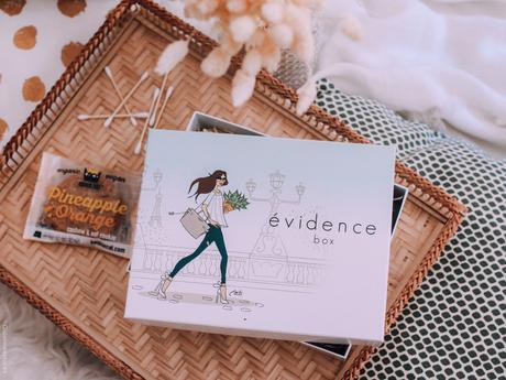 À la découverte de… Évidence Box + concours