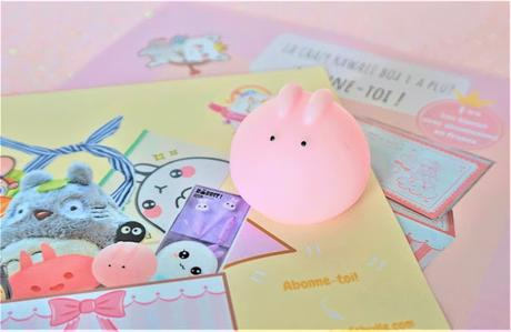 Crazy Kawaii Box Cuttie Rabbit