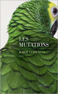 Rentrée littéraire : Jorge Comensal
