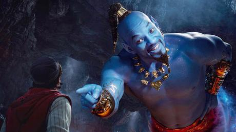 Box-Office US du week-end du 24/05/2019 : Aladdin est le nouveau souverrain du B.O. !