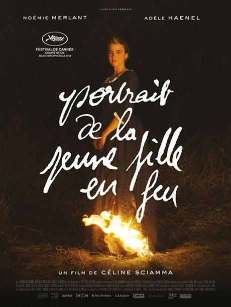 [CRITIQUE] : Portrait de la jeune fille en feu