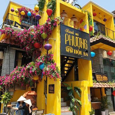 Banhmi PhuOng à Hongdae (연남동 반미프엉)