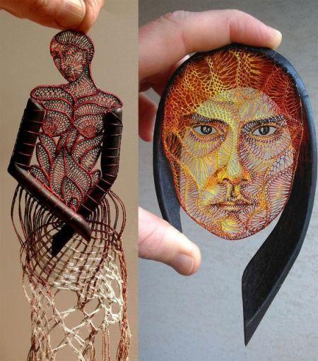 Les sculptures d'Agnès Herczeg