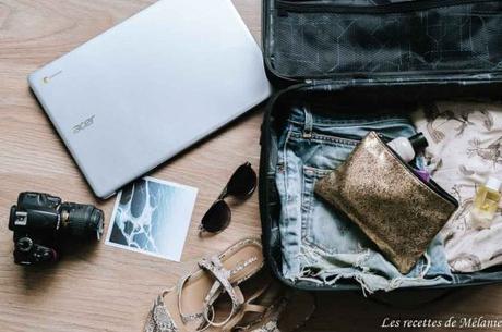 Checklist à emporter dans sa valise