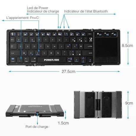 EZPAD 6 PRO : La tablette Windows 10 par JUMPER (Mes astuces)