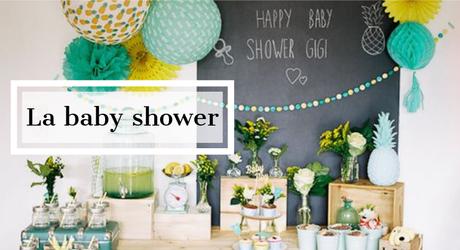 Organiser une baby shower : quelques petites astuces !