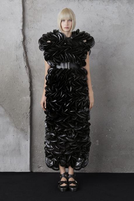 6 Moncler Noir : le romantisme punk de Kei Ninomiya