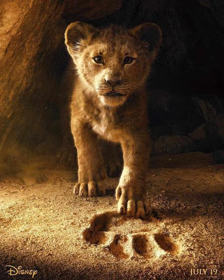 Le Roi Lion : Nouveaux posters !