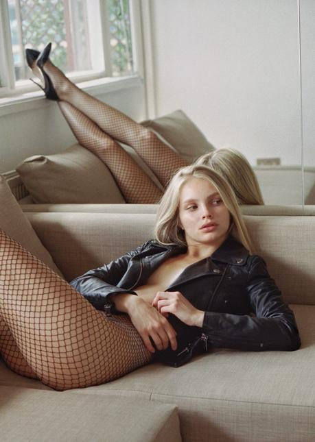 Look At Me Now : Maria Zachariassen par Jules Dalod-Danesi (exclusif)