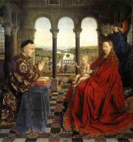1435 Eyck_madonna_rolin