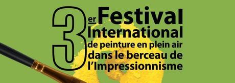 3ème Festival de peinture de plein air des Andelys (Eure)