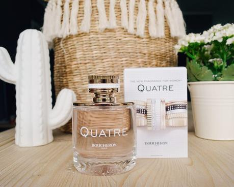 Quatre de Boucheron : un parfum frais pour les beaux jours