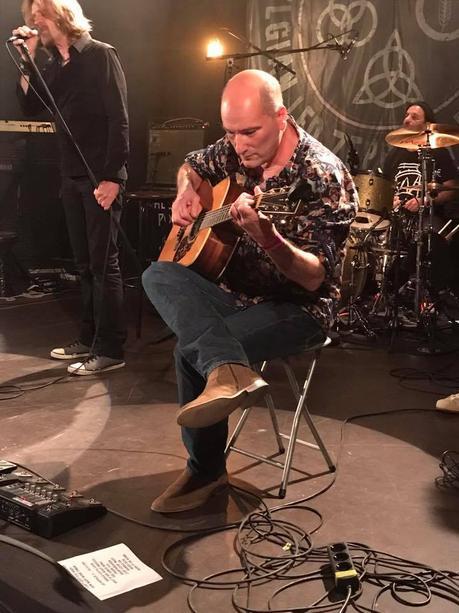50 Years of Led Zeppelin avec Gallows Pole au Reflektor, Liège, le 31 mai 2019
