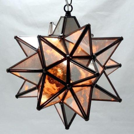 star pendant light star pendant light antique mirrored glass moravian star pendant light canada