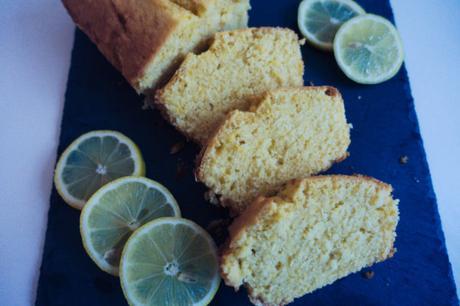 Cake Citron façon Julie ANDRIEU