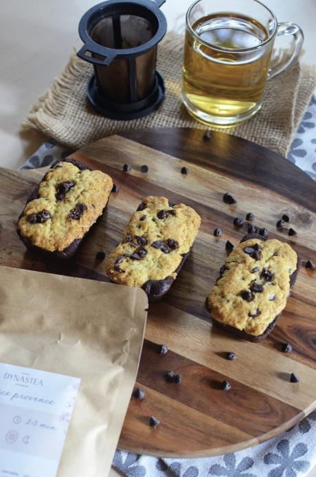brookies thé bio