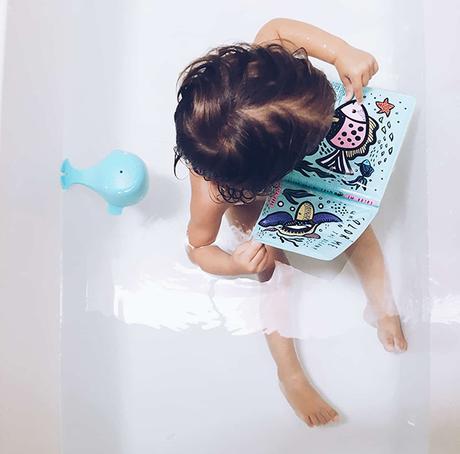 Wee Gallery Livre de bain