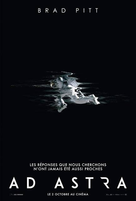 Ad Astra : Premier trailer et poster !