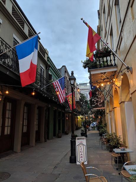 Promenade à la Nouvelle Orléans