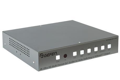 Un sélecteur de présentation ultra complet et 4K chez Gefen