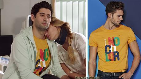 DEMAIN NOUS APPARTIENT : le t-shirt de Georges dans l'épisode 481