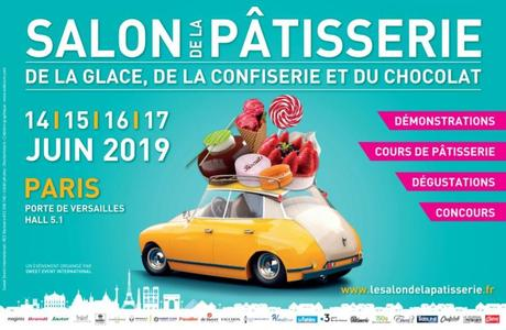 On adore ! Seconde édition du Salon de la Pâtisserie (14 au 16 juin) – Paris Expo
