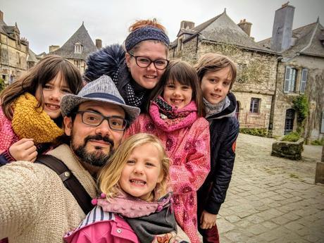 De retour à Rochefort en Terre