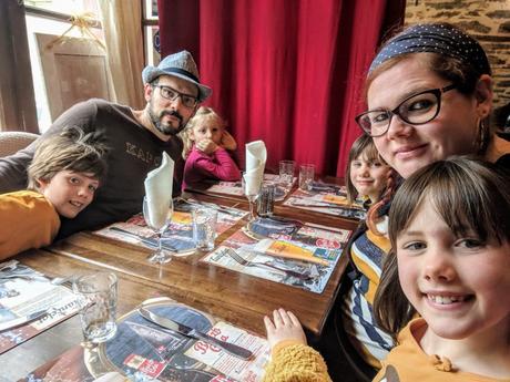 Le Guethenoc - Restaurant Josselin
