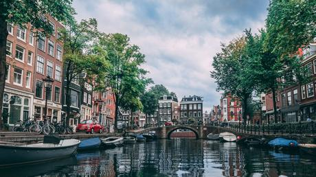 Amsterdam enterrement de vie de garçon