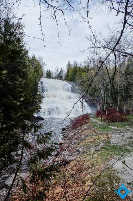 chutes Fraser charlevoix