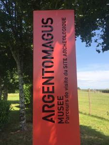 Musée d'Argentomagus à Saint-Marcel (Indre)