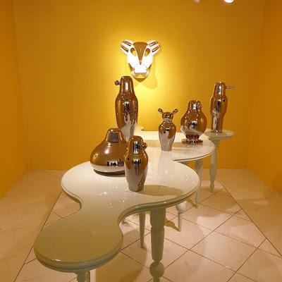 Exhibition du designer Jaime Hayon au Daelim Museum