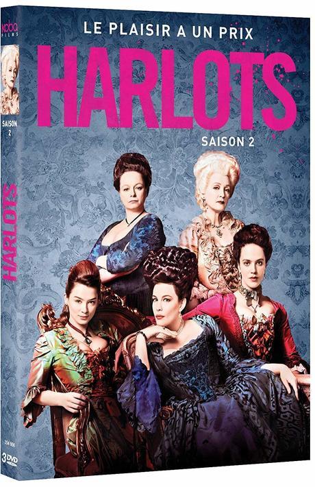 [série] Harlots saison 2 en vidéo dès le 5 juin 2019