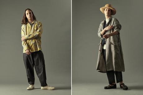 HAVERSACK – S/S 2019 COLLECTION LOOKBOOK