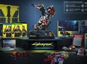 Cyberpunk 2077 éditions spéciales collector Préco Ouvertes 199.99€