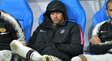 Le PSG prêt à lâcher Neymar !
