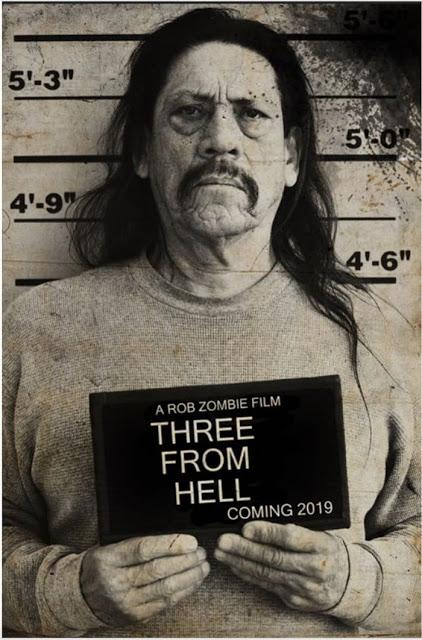 Premier teaser trailer pour 3 From Hell de Rob Zombie