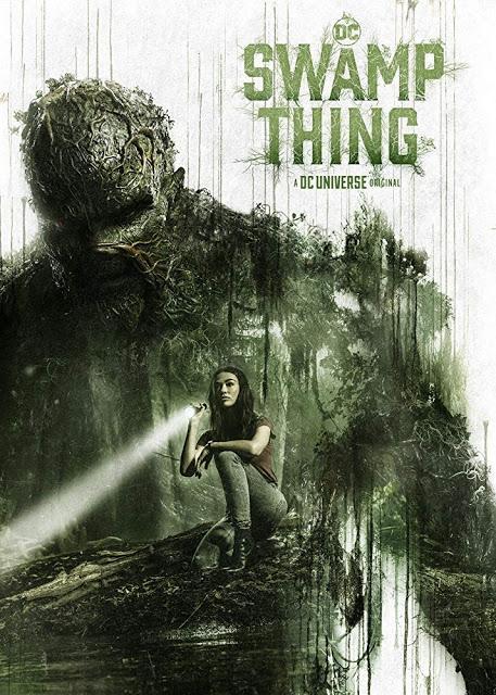 [FUCKING SERIES] : Swamp Thing saison 1 : Une créature (vraiment) maudite