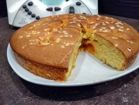 tarte suisses aux abricots  au thermomix de Vorwerk
