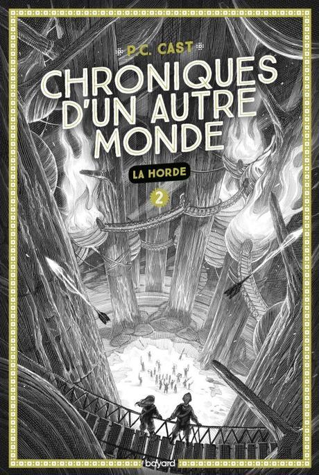 Chronique d'un autre monde T02 : La horde de P.C. Cast