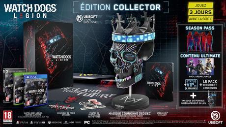 Watch Dogs: Legion dévoilé lors de l'E3 2019